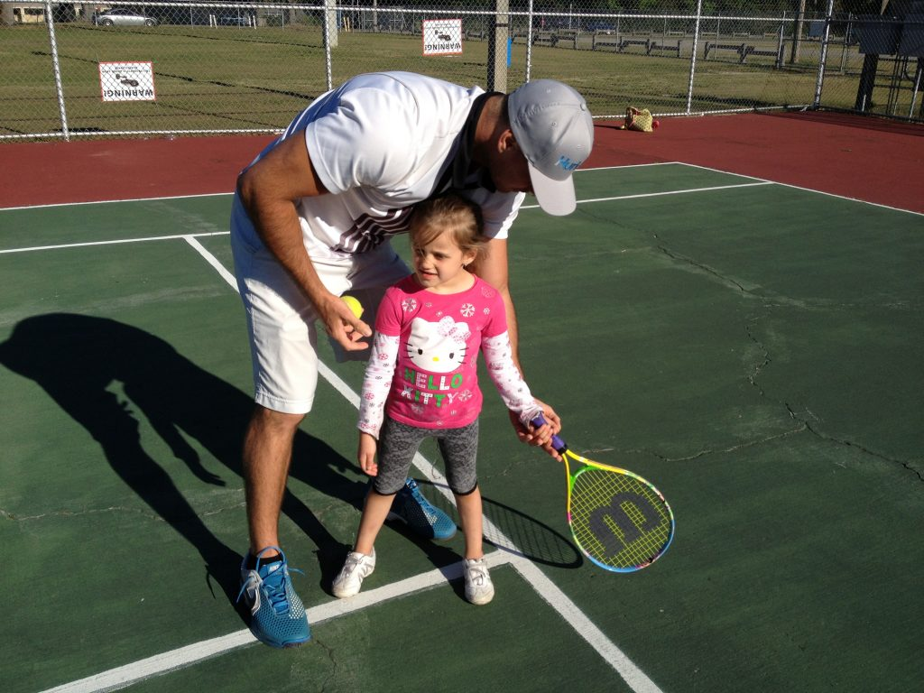 Start your tennis lessons today regardless of what skill level you posses!